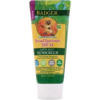 USA Badger Company Anti-Bug Sunscreen SPF 34 PA 87 ml