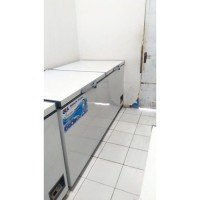 GEA AB-900-T-X Chest Freezer   Lemari Pembeku Frozen Food (Second)