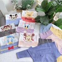 Baju Tidur Anak Highwaist Unisex/ Sleepsuit Anak Disney/ Piyama Anak