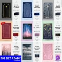 Sajadah Travel Gumun Reguler & Big Size Pocketable Premium Waterproof