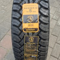 Continental 31 x 10.5 R15 ContiCrossContact AT Ban Mobil Jeep 4x4