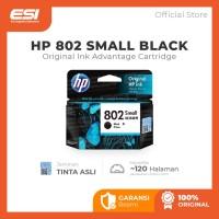 HP 802 Small Black Original Ink Cartridge (CH561ZZ)