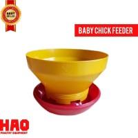 Baby Chick Feeder / Tempat Pakan / Pakan anak ayam / Akap