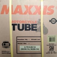 Isi 50 Per box Ban Dalam Motor Maxxis 275 300 14 90 90 14 90 80 14