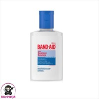 BAND AID Hand Sanitizer Solution Antiseptic 100 ml