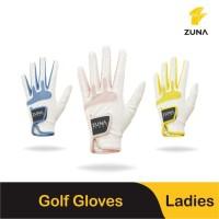 Zuna Gloves Golf Ladies Fit