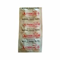 ASTHIN FORCE 6 STRIP 6 KAPSUL