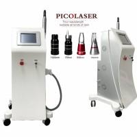 Picosecond laser picosure honey comb 755 nm standing tatto remover