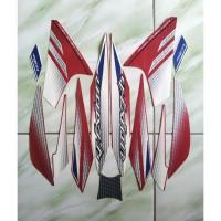 READY stiker striping yamaha vixion new 2014 merah