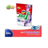 Attack Jazz 1 Deterjen Bubuk 850gr all varian