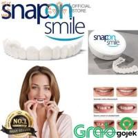 Snap On Smile Authentic / Gigi Palsu Snapon Smile 1 Set Veneer Gigi