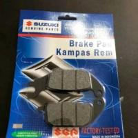 Kampas Rem Cakram Dispad Belakang Motor Suzuki Satria FU 150