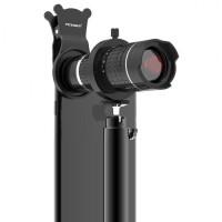 PICKOGEN Universal 14x Zoom Telescopic Mobile Phone Camera Lens