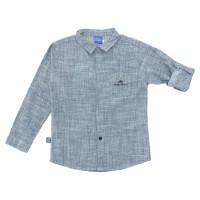 Shirt/Kemeja /Boys/Anak Laki /Blue/Biru /Rodeo Junior Comfort Denim