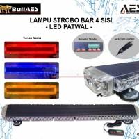 Strobo Patwal LED BAR 2 SISI Flashing LED BAR 319-6 Digital Module