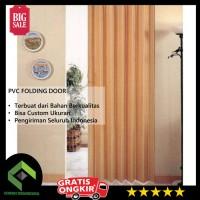 Pvc Folding Door Pembatas ruangan