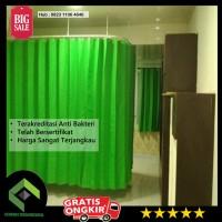 Tirai pembatas ruangan rumah sakit   Gordin plastik   Terlaris