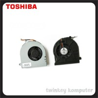 Fan Laptop Toshiba c600 c600d c650 l630 06s c655 02s 08r c645 4 Pin