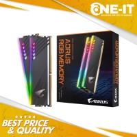 RAM / Memory GIGABYTE AORUS DDR4 3600 16GB 2X8