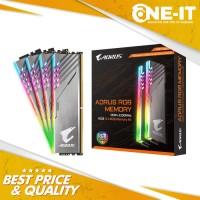 RAM / Memory GIGABYTE AORUS DDR4 3200 16G 2X8 Dumy Aorus RGB