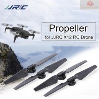 JJRC x12 4Pcs Baling-Baling RC Quadcopter Helicopter Aircraft