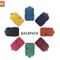 Original XIAOMI Mi Mini Small Lightweight Waterproof Backpack 10L