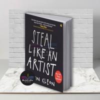 buku STEAL LIKE AN ARTIST AUSTIN KLEON - bahtera