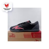 Sepatu Futsal Specs Swervo Galactica Pro IN Black 401110 Original BNIB