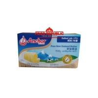 SALTED BUTTER ANCHOR 227 GR HALAL MENTEGA ASIN PREMIUM IMPORT
