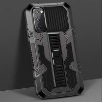 iPhone 7 7s 8 8s size Plus 5.5 Vanguard Army Armor Case Vertikal Stand