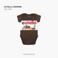 Hey Baby Cutella Romper Jumper Anak Bayi - 6-9m
