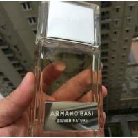 PARFUME ARMAND BASI SILVER NATURE FOR MEN 100ML