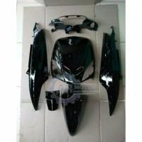 full set body halus Mio sporty Mio lama warna hitam