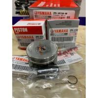 Piston Kit Mio M3/Soul GT 125/Z/Fino/X-Ride Asli Yamaha 2PH-WE160-00