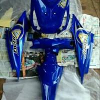 full body halus beat karbu biru striping 2008 2009 2010 2011 2012