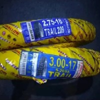 Paket Ban Luar Swallow Trail S209 Uk 275 18 & 300 17 motor honda win