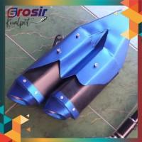 Knalpot Racing Model Ori CBR250RR Silincer Only