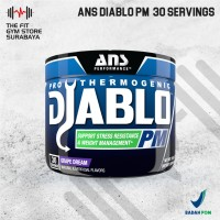 ANS Performance Diablo PM Fat Burner Nite Burn
