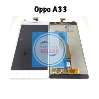 Lcd Touchscreen Oppo A33 A33W Neo 7 Fullset Original Terlaris New - Hitam