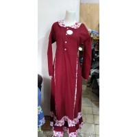 BJ- GONTOR/ PESANTREN/SANTRI/SANTRIWATI/PONDOK /baju khas gontor putri