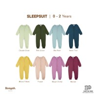 Piyama Bayi - Sleepsuit (0-2Years)