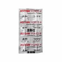 ASTHIN FORCE 4 STRIP 6 KAPSUL