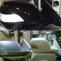 SPION HONDA CRV CR-V ORIGINAL TAHUN 2008-2009-2010-2011-2012-2013 - Crystal Black