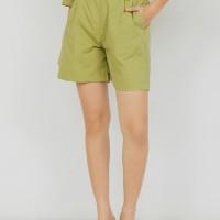 AYA Basic Short Pants - Green Sage