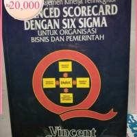 ORI sistem manajemen kinerja terintegrasi Balance scorecard dengan