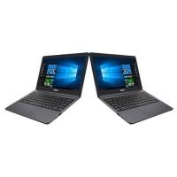 ASUS E203MAH FD411T N4000 4GB 500GB 11.6 WIN GREY