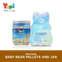 Package Baby Bear Palette & Jar