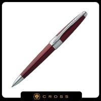 Cross Apogee Titan Red Ballpoint Pen