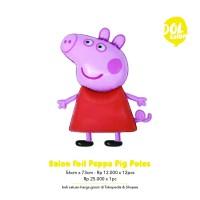 Balon Foil Peppa Pig Polos