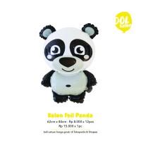 Balon Foil Panda